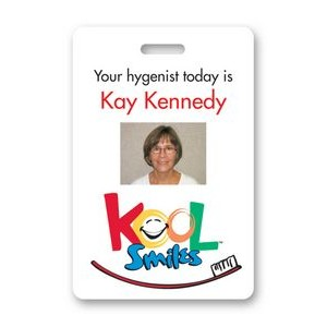 "Photo ID Badge (2x3"")"
