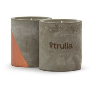 Serenity Concrete Candle