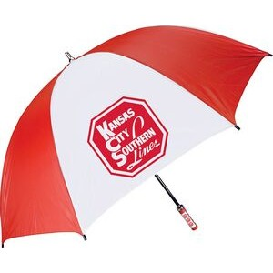 Classic ID Handle Sporty Fiberglass-Shaft Golf Umbrella